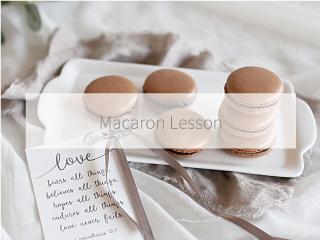 Macaron Lesson